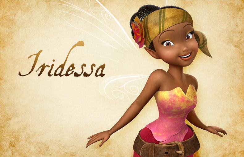 Iridessa Pirate fairy