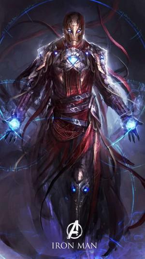 Iron Man the Sorcerer of Snark