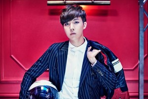 J-Hope for 'Sick' teaser images