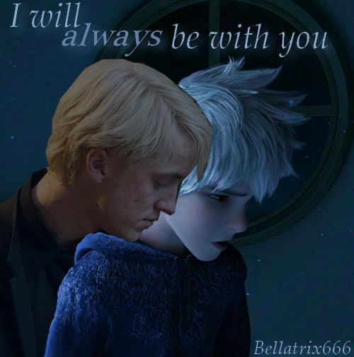 Jack Frost and Draco Malfoy