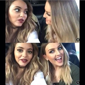 Jade and Perrie