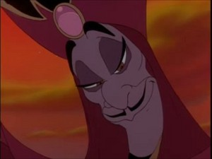 Jafar in The Return of Jafar