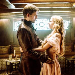 Jaime Lannister and Myrcella Baratheon