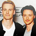 James and Michael - james-mcavoy-and-michael-fassbender icon