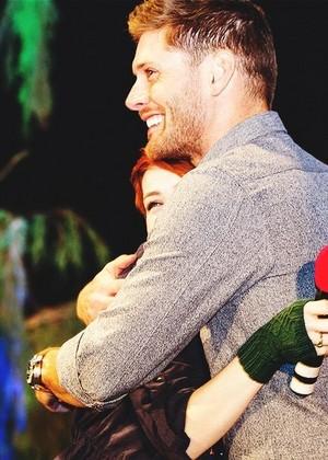 Jensen Ackles/Felicia دن