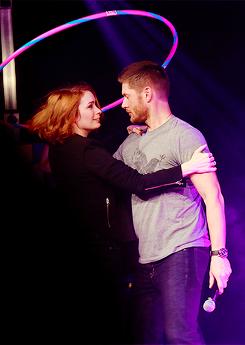 Jensen and Felicia 日
