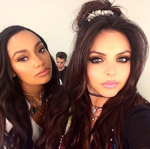 Jesy and Leigh