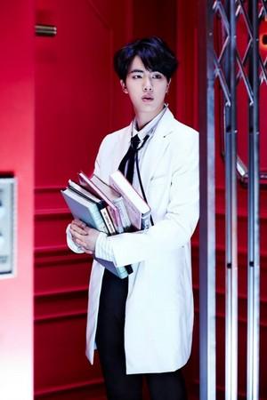 Jin 'Sick' Teaser Image