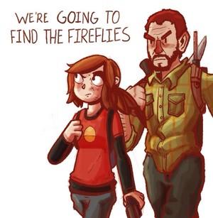 Joel and Ellie | The Last of Us