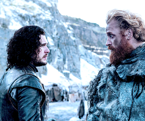 Jon Snow & Tormund Giantsbane
