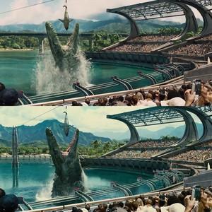 Jurassic World Mosasaurus