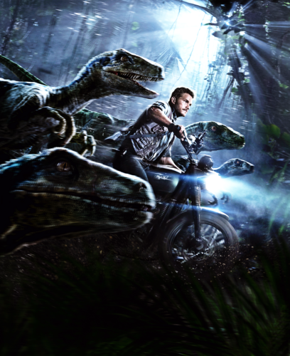 Jurassic World Wallpaper Titled Posters