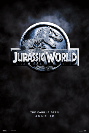 Jurassic World Posters - The Logo