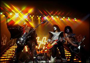 KISS ~Detroit, Michigan…January 20-21, 1978 (Alive II Tour)