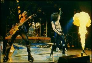 KISS ~Detroit, Michigan…May 16, 1975