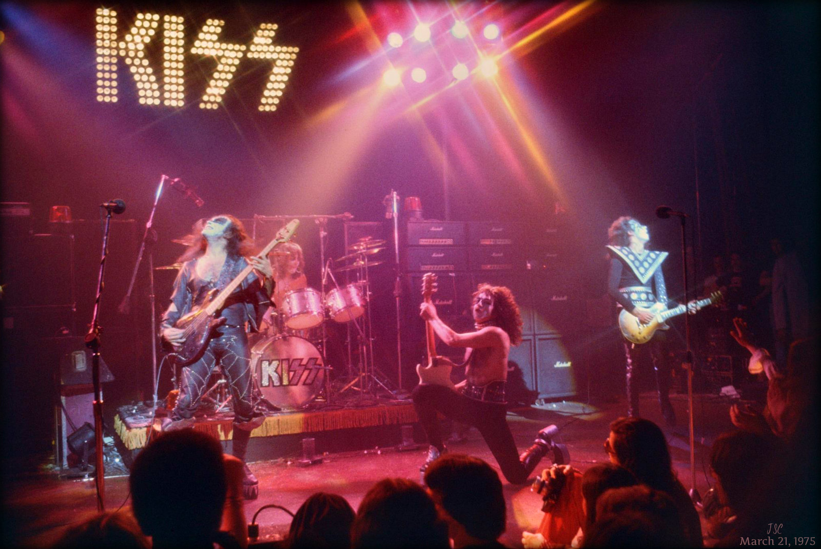 Kiss - Live In New York 23.11.98 - (Psycho Circus Tour)