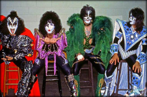 Kiss (Dynasty Dress Rehearsal) Lakeland, Florida…June 14, 1979