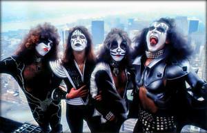 KISS ~June 24, 1976 (NYC)