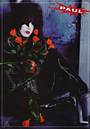 KISS ~Psycho Circus تصویر shoot 1998
