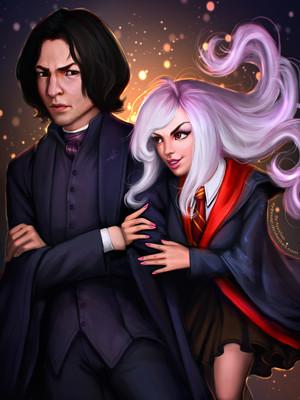 Kaira and Snape