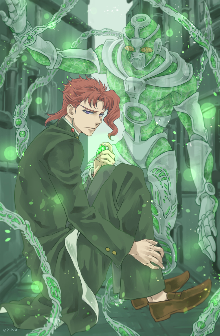jojo s bizarre adventure images kakyoin noriaki hd wallpaper and