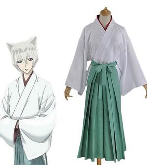 Kamisama Hajimemashita Kamisama KISS Tomoe Uniform kimono Cosplay Costume
