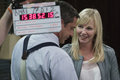 Kelli Giddish Behind the Scenes of Law and Order: SVU - Season 16