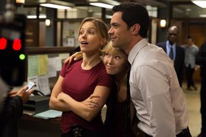 Kelli Giddish Behind the Scenes of Law and Order: SVU - Season 16