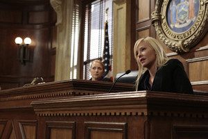 "Kelli Giddish as Amanda Rollins in Law and Order: SVU - ""Rapist Anonymous"""