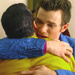 Klaine in 5x01          - kurt-and-blaine icon