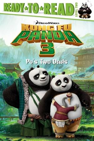 Kung Fu Panda 3 - Book Cover