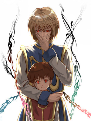 Kurapika and Pairo
