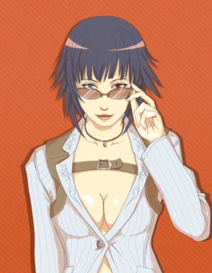 Lady---DMC4