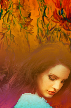 Lana Del Rey photoshoot kwa Neil Krug