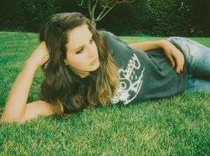 Lana Del Rey photoshoot Von Neil Krug