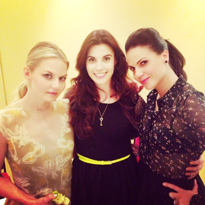 Lana, Jennifer and Meghan