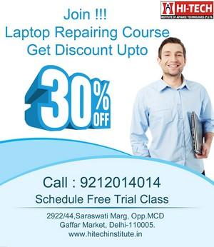 Laptop Repairing Course in Delhi