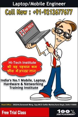 Laptop chip level service training