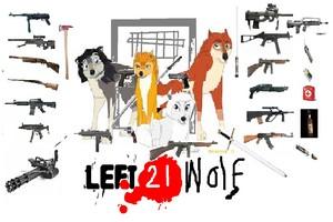 Left 21 lupo
