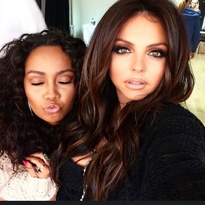 Leigh and Jesy