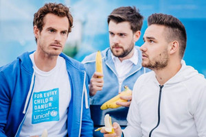 Liam for Unicef UK