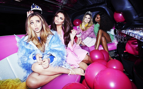 little mix fondo de pantalla entitled Little Mix Wonderland