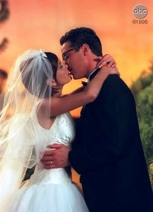Lois and Clark-Wedding