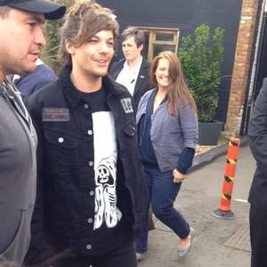 Louis and Johannah