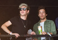 Louis and Niall at Glastonbury Festival - louis-tomlinson wallpaper