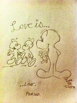 Cinta is Cinta