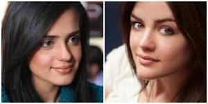 Lucy hale look alike 😃