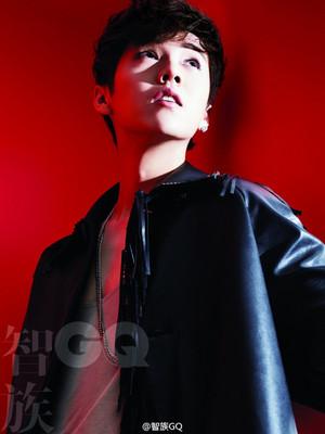luhan @ GQ Style