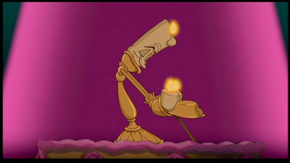 Disney Love Images Lumiere
