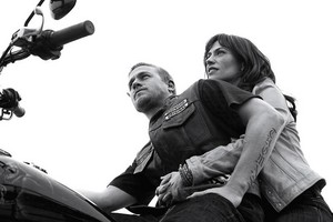Maggie Siff as Tara Knowles in Sons of Anarchy